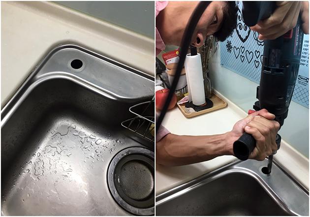 廚下型飲水機安裝-普德淨水BD-3006B-12