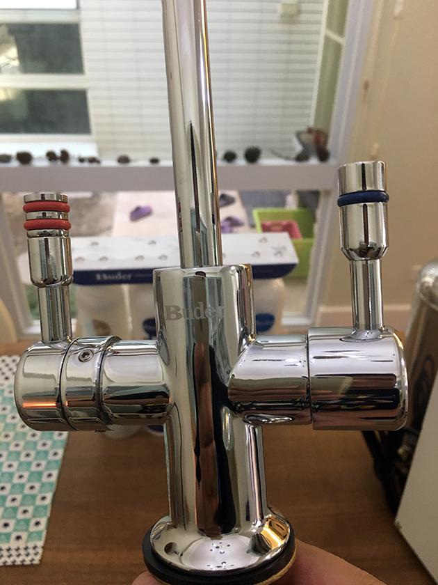 廚下型飲水機安裝-普德淨水BD-3006B-8