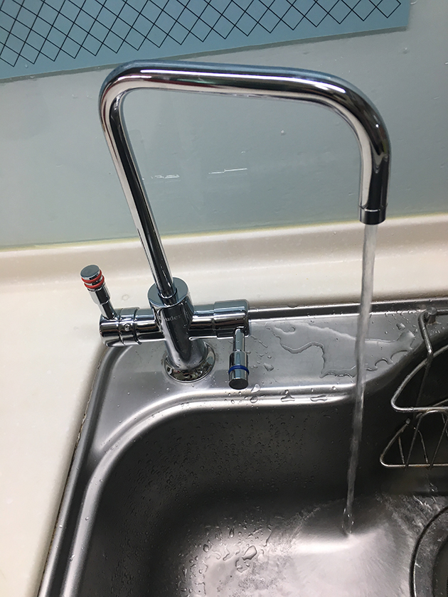 廚下型飲水機安裝-普德淨水BD-3006B-21