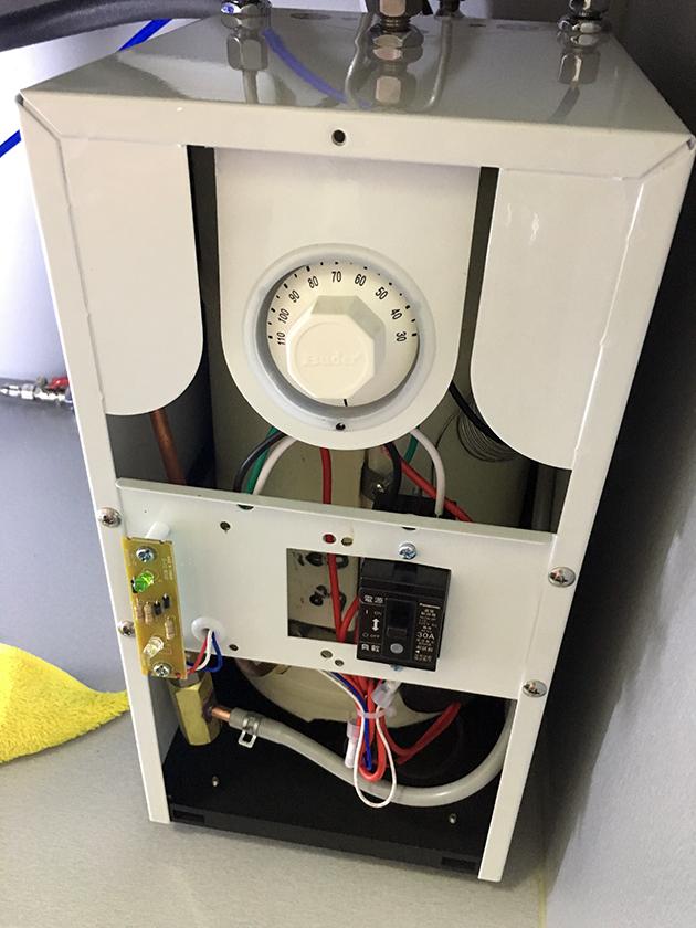 廚下型飲水機安裝-普德淨水BD-3006B-19
