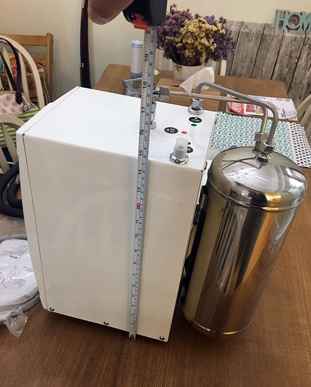 廚下型飲水機安裝-普德淨水BD-3006B-6