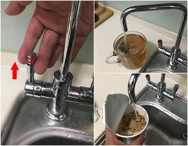 廚下型飲水機安裝-普德淨水BD-3006B-25